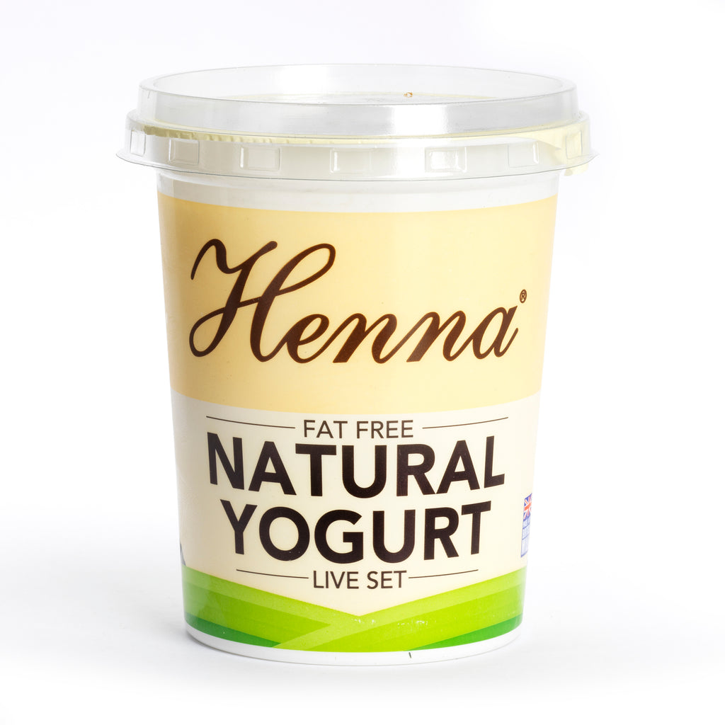 0% Fat free yogurt