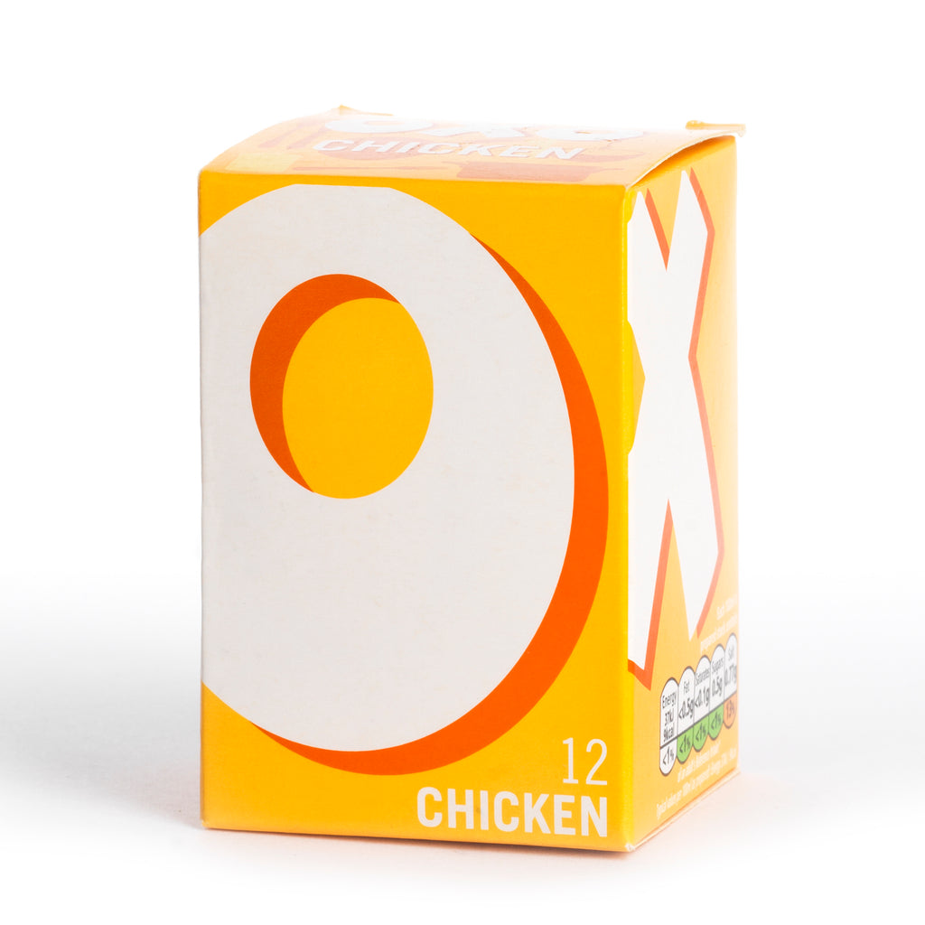 OXO cubes chicken