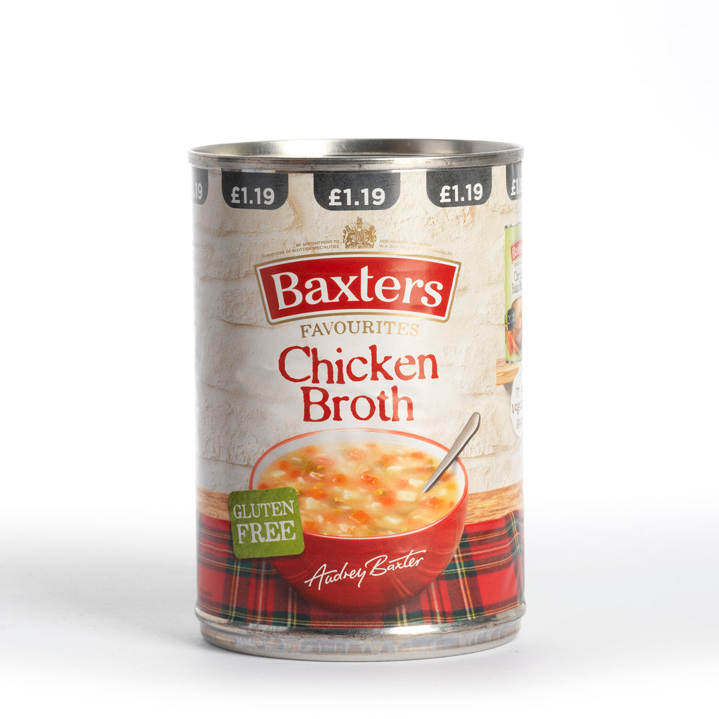 Baxters chicken broth soup