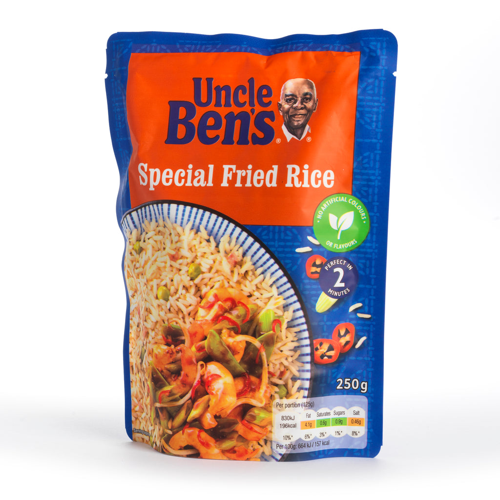 Uncle Ben's special fried rice