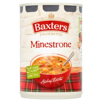 Baxters minestrone soup