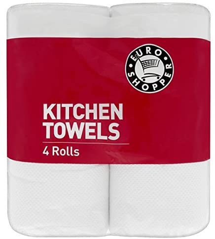 Kitchen roll 4 pack