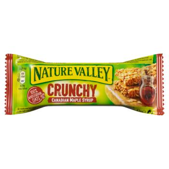 Nature Valley Canadian maple cereal bar