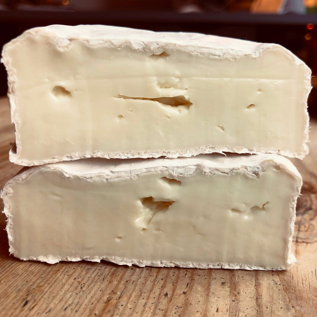 Norfolk White Lady cheese