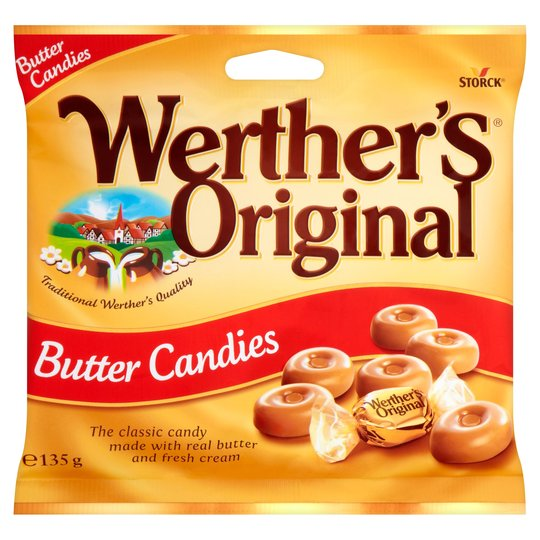 Werthers Original sweets