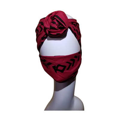 Strength Headband/Mask Set