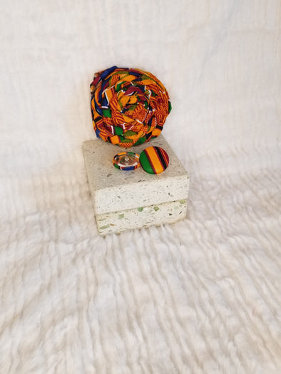 Original Kente Playpin Set