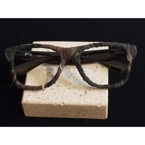 Small Dark Camo Frame