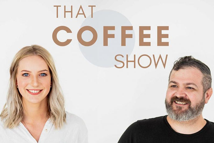 Paul Jackson appears on 'That Coffee Show'