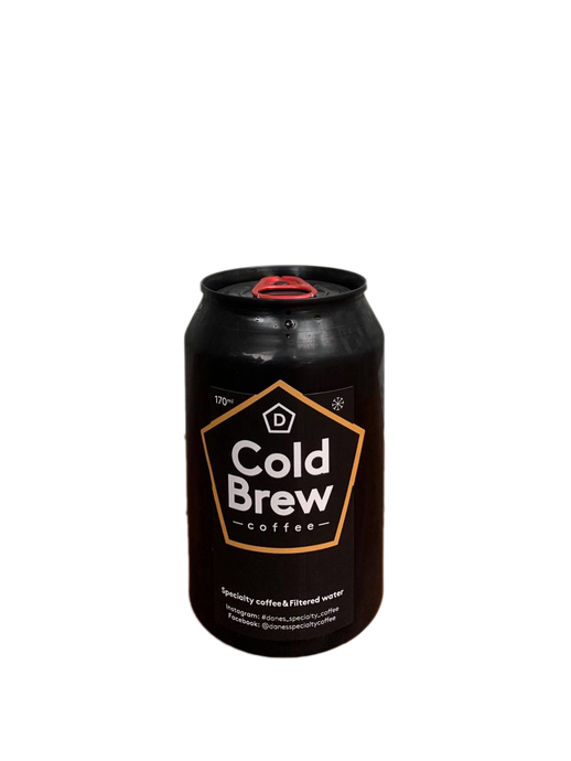 330mL Cold Brew Can - Danes Specialty Coffee