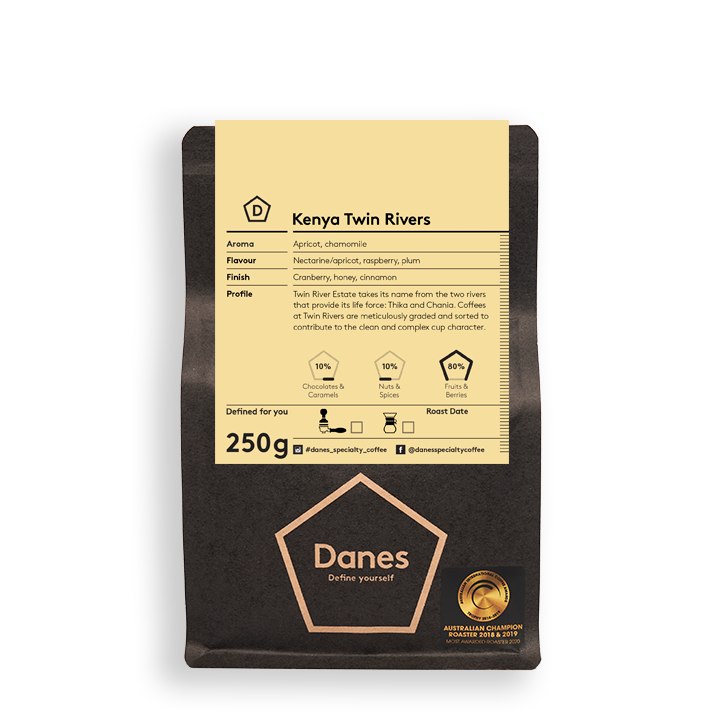 Kenya Twin Rivers - Danes Specialty Coffee