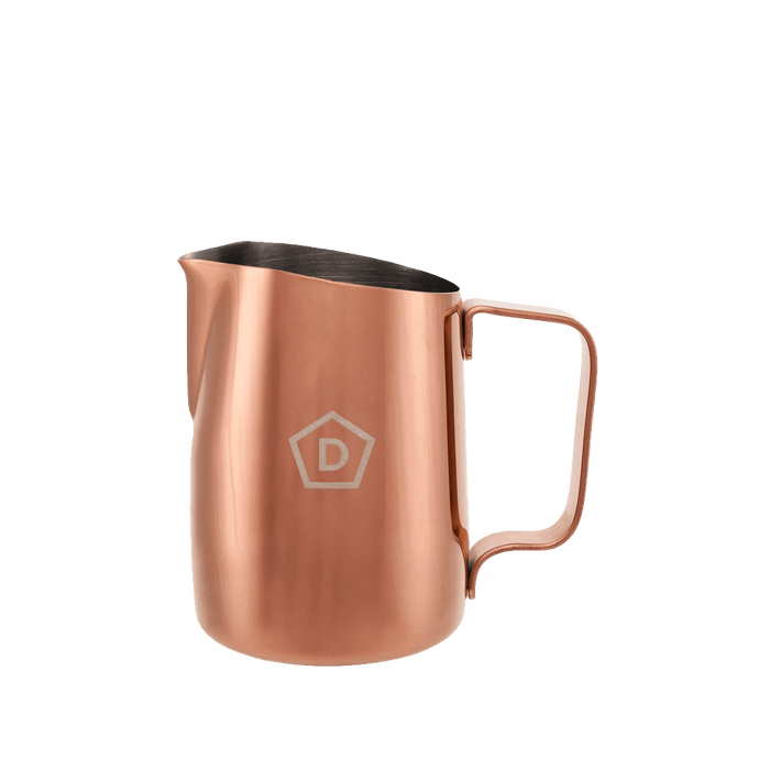 Rose Gold Milk Jug - Danes Specialty Coffee