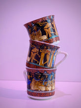 Load image into Gallery viewer, Egyptian Mugs - Set of 3