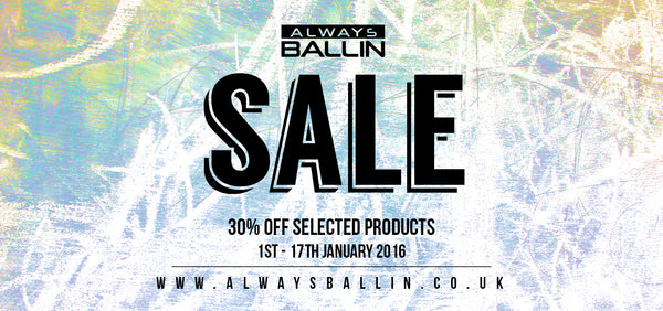 Always Ballin' Brand Sale