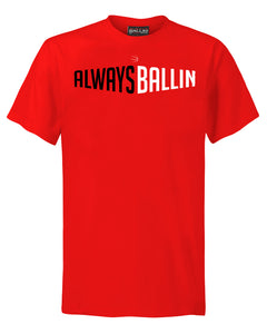 Collegiate '88 Mens Red T-Shirt