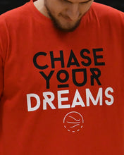Chase Your Dreams '88 Mens Red T-Shirt