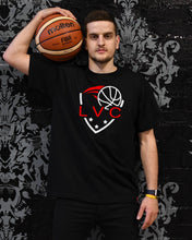 LVC Logo Mens Black T-Shirt