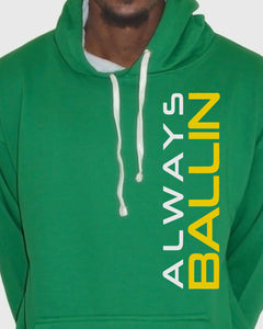 Vertical AB Celtics Pullover Hoodie