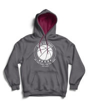 NBA UK Fans Logo Charcoal Pullover Hoodie