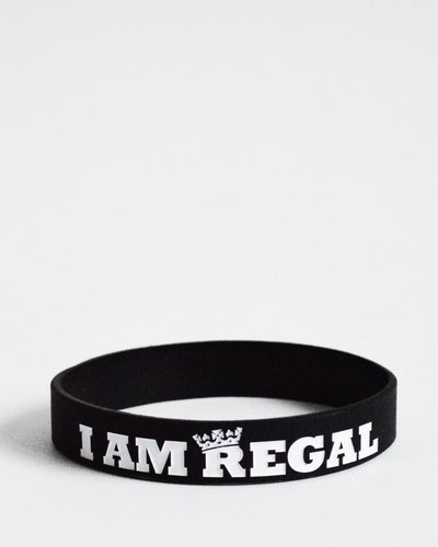 I AM REGAL Unisex Wristband