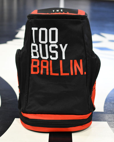 Too Busy Ballin Backpack