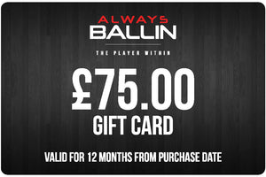 Gift Card Starting from £5