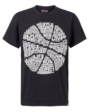 Basketball Is... Mens Black T-Shirt
