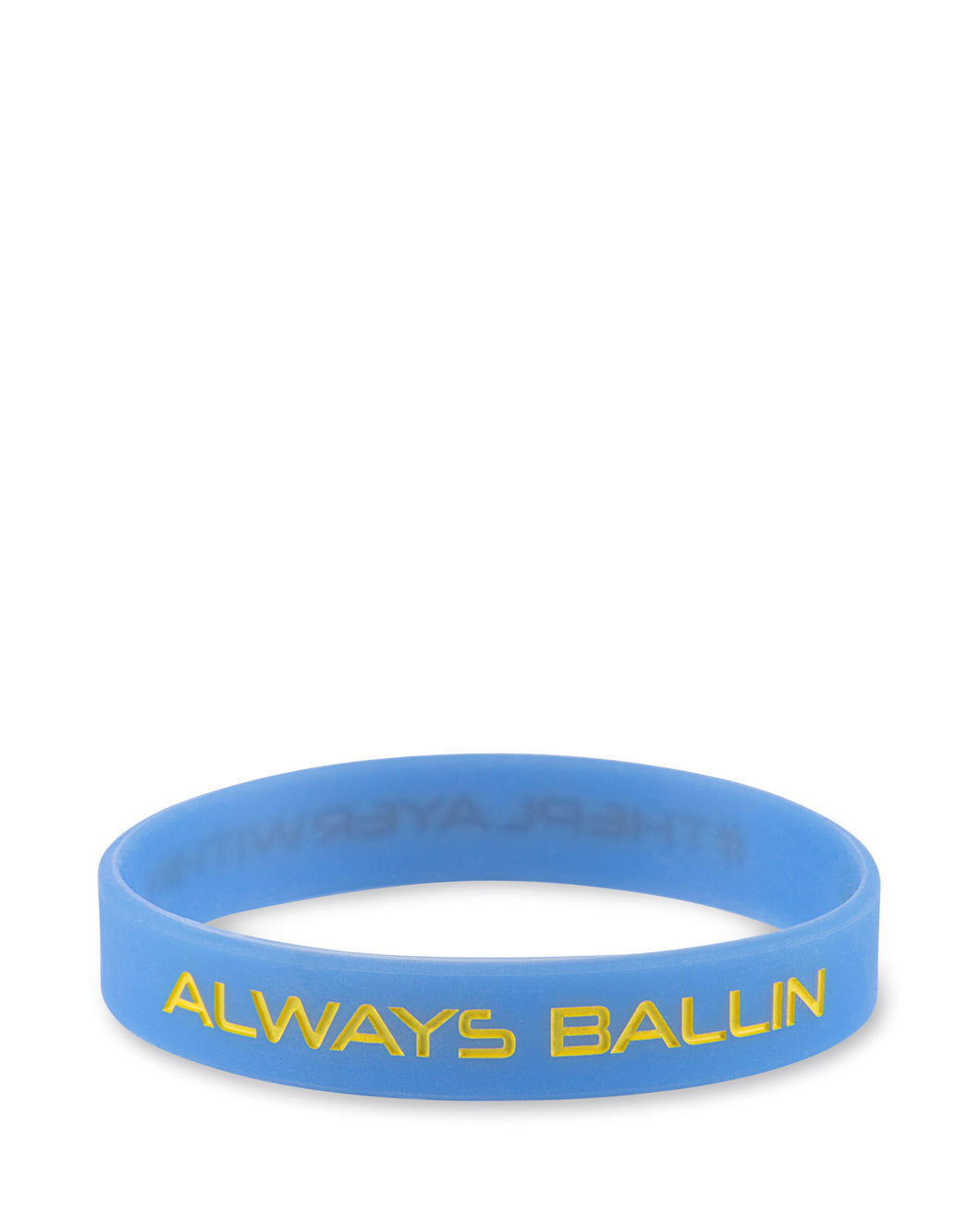 Always Ballin X Warriors Unisex Wristband