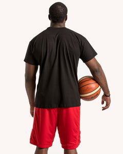 Every Possession Counts Mens Black T-Shirt