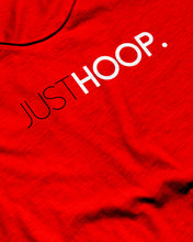 Just Hoop Fire Red Sleeveless Performance Vest