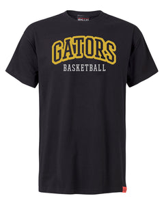 Chiswick Gators Basketball Adult Black T-Shirt