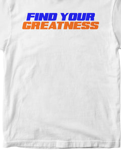 Gators Basketball Kids White T-Shirt