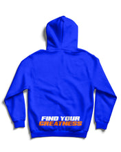 Gators Basketball Royal Blue Pullover Hoodie