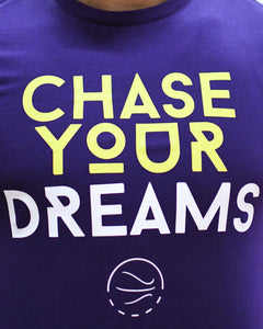 Chase Your Dreams Lakers Mens T-Shirt