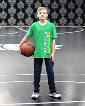Vertical AB Celtics Kids T-Shirt