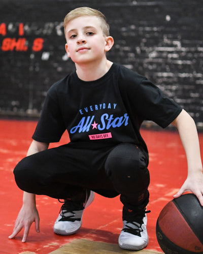 Everyday All-Star Heat Kids T-Shirt