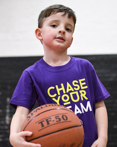 Chase Your Lakers Kids T-Shirt