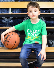 Chase Your Dreams Celtics Kids T-Shirt