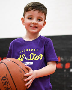 Everyday All-Star Lakers Kids T-Shirt