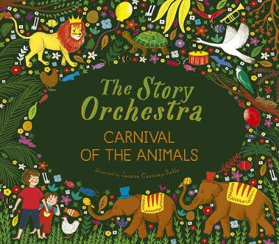 The Story Orchestra: Carnival of the Animals: Press the note to hear Saint-Saens' music