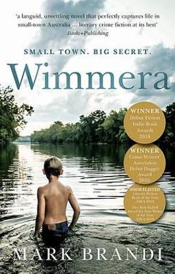 Wimmera: The bestselling Australian debut from the Crime Writers  Association Dagger winner