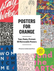 Posters for Change: Tear, Paste, Protest