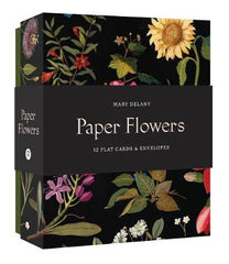 Paper Flowers Cards and Envelopes: the Art of Mary Delany