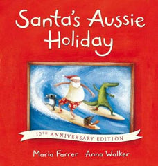Santa's Aussie Holiday 10th Anniversary Edition