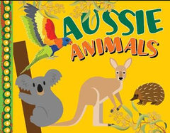 Cloth Book - Aussie Animals