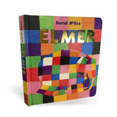 Elmer: Board Book