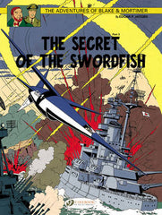 Blake & Mortimer 17 - The Secret of the Swordfish Pt 3