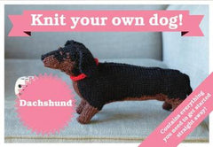 Best in Show: Dachshund Kit: Knit Your Own Dog