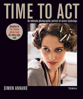 Time to Act: An Intimate Photographic Portrait of Actors Backstage