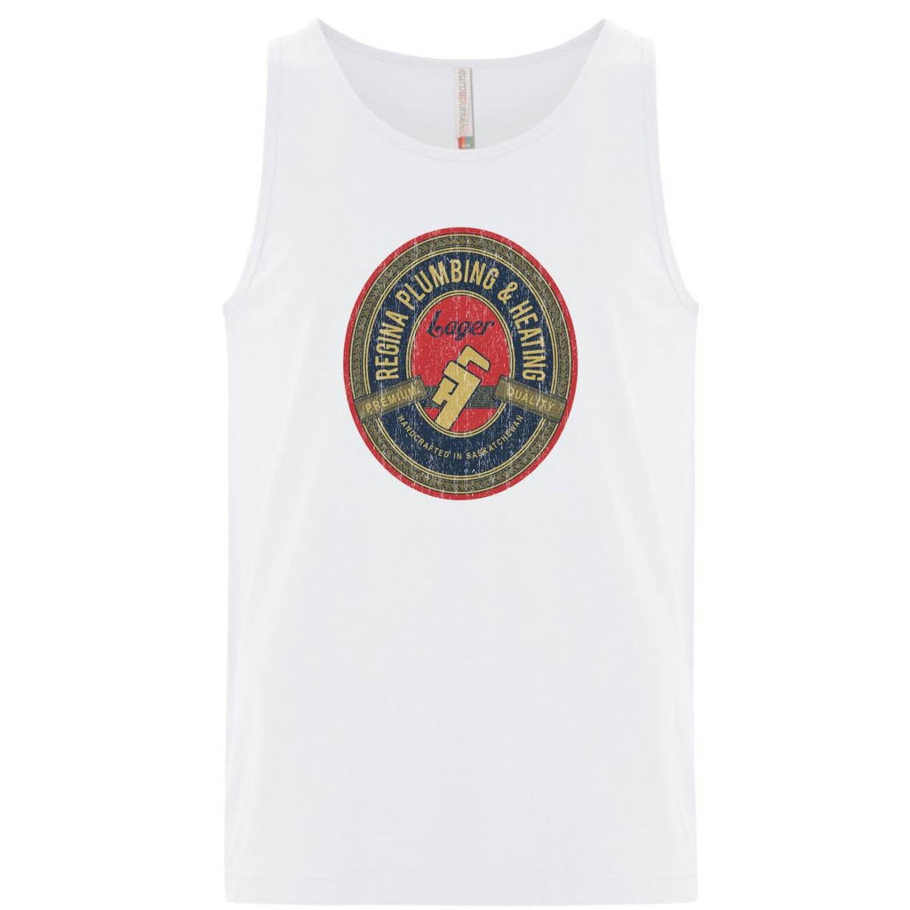 Men's Beer Logo Tank